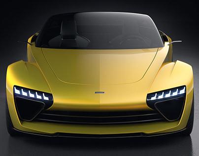 McLaren EGT Concept