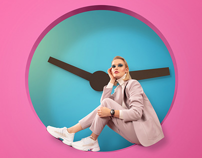 SWATCH GLAM CAMPAIGN