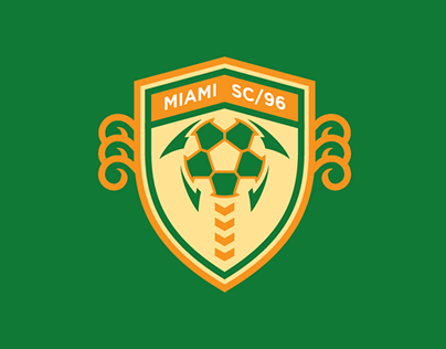 Miami SC/96 - MLS Design