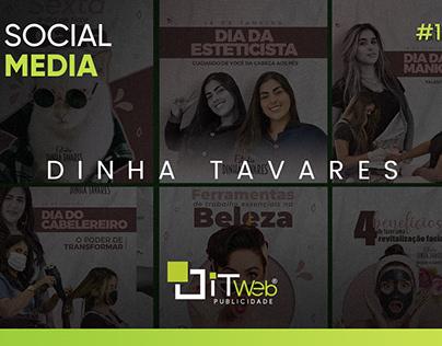 Social Media   Estúdio Dinha Tavarez #1