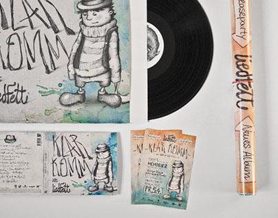 Liedfett - Coverdesign
