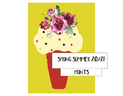 SPRING SUMMER 20/21 PRINTS FOR [girls age group 5 -15]