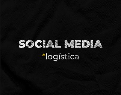 Social Media - Logística