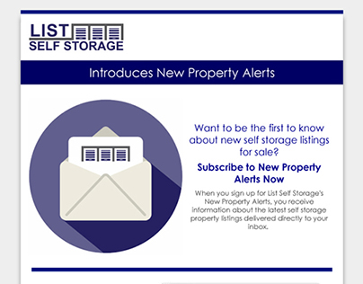 LSS: New Property Alerts HTML Email
