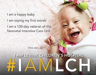Best Children's Hospital, Levine Children's Campaign