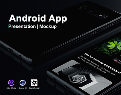 Android App | Mockup