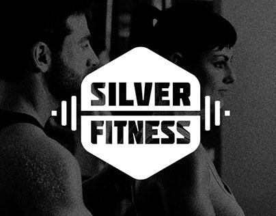 Silver Fitness   New Logo project