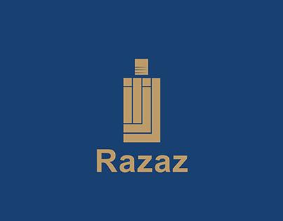 razaz perfume brand identity - egypt