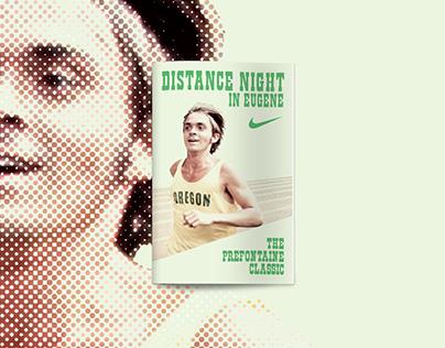 Pre Classic Distance Night Program