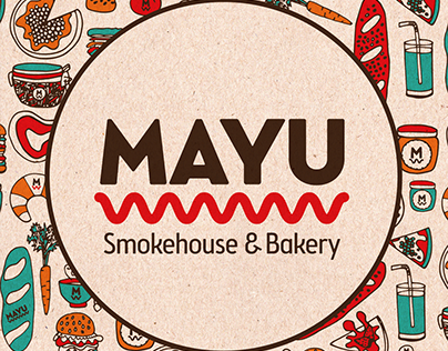Mayu Smokehouse & Bakery Corporate Image