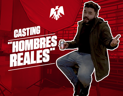 Casting Hombres Reales