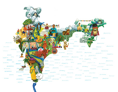 India! my love