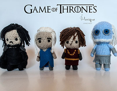 Game of Thrones - by Merique Crochet