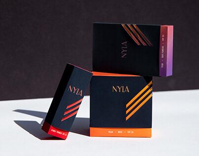 NYLA - Cosmetics Package