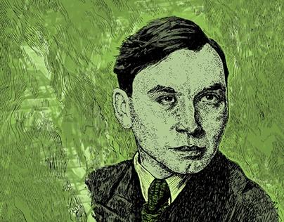 Portrait of Stanisław Piętak