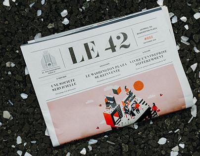 - LE 42 ☻