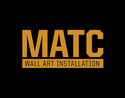 MATC Wall Installation