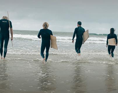 HUMAN - JON WEGENER, SURFBOARD SHAPER