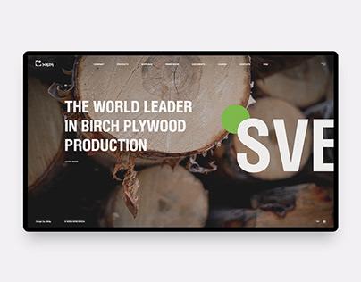 SVEZA | website