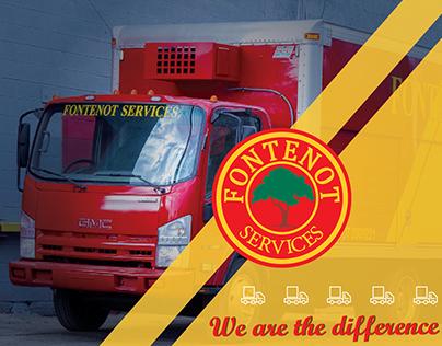 Fontenot Branding & Website