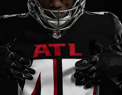 Atlanta Falcons - Type Evolution