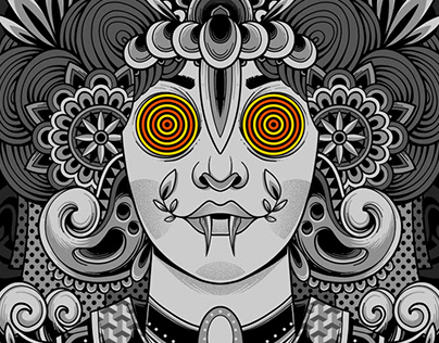 Sacred Queen