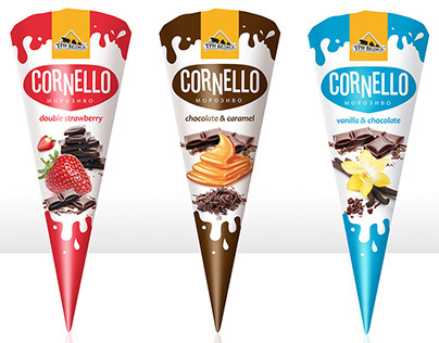 Ice Cream Cone CORNELLO