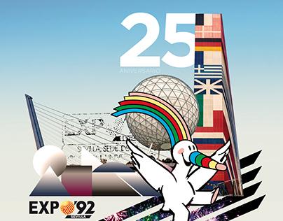 Expo 92, 25 Anniversary