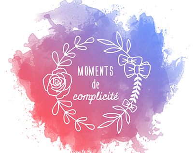Logotype - Moments de Complicité