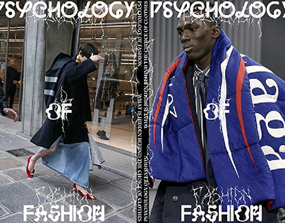 PSYCHOLOGY OF FASHION