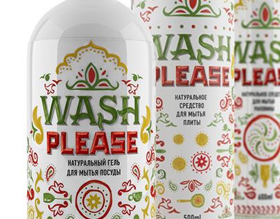 Wash Please