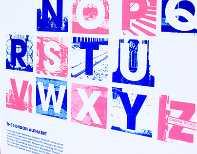 The London Alphabet
