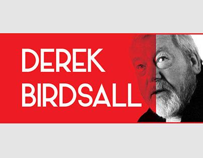 Derek Birdsall - Infografía