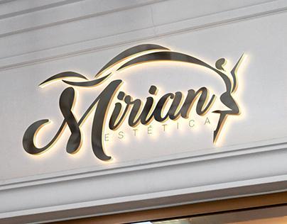 Logo - Mirian Estética