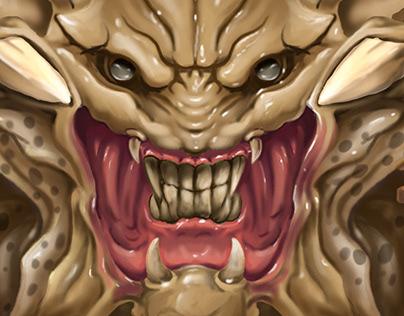 Predator's illustration fanart