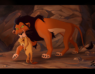 If The Lion King was in a real life
