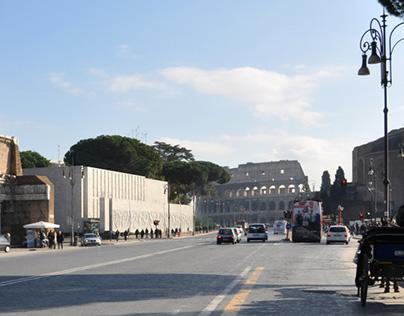 Terragni in Rome