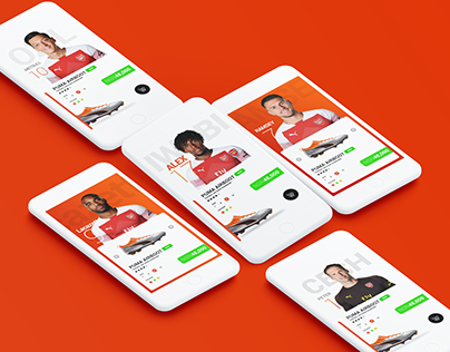 Arsenal FC Store App