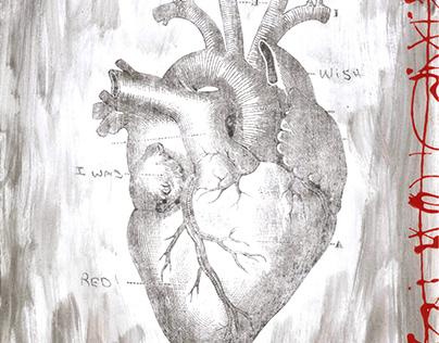 Love Series - Monotype Printmaking