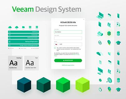 Veeam Design System