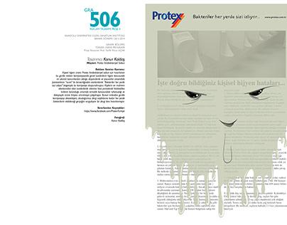 Protex Dergi İlanı