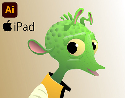 Ai for iPad: Greedo Draw Over