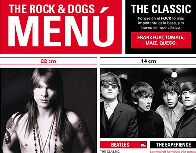Rock&Dogs MENÚ