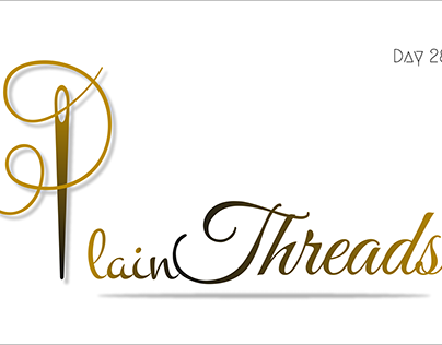 Hip Clothing Brand logo design concept