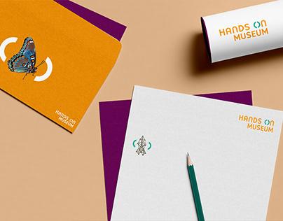 Hands On Museum - Branding