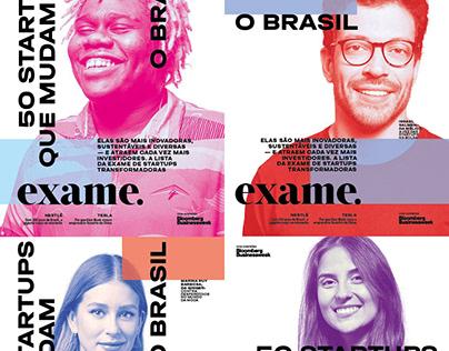 50 startups que mudam o Brasil