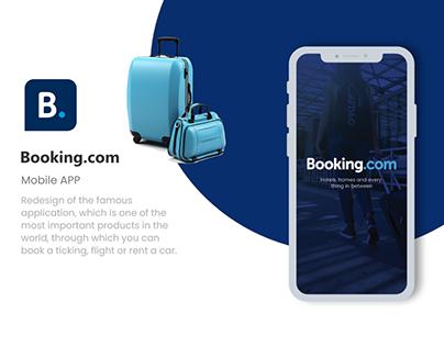 Redesign Booking APP