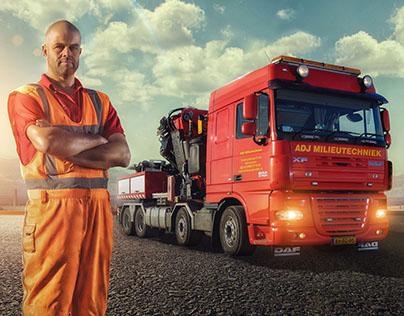 MAN truck ADJ (Netherlands 🇳🇱)
