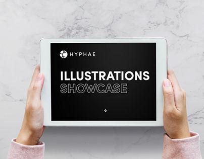 Illustrations showcase