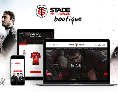 Stade Toulousain - Boutique